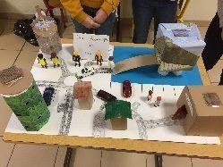 Projet Geographie 6eme Ma Ville De Demain College St Joseph